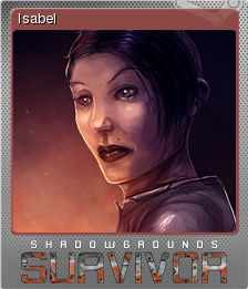 Shadowgrounds Survivor Foil 2