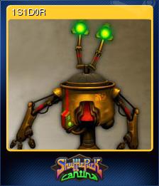 Shufflepuck Cantina Deluxe Card 2