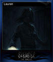 Slender The Arrival Card 4