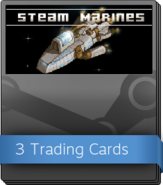 Steam Marines Booster Pack