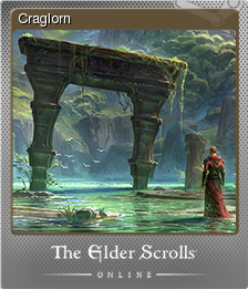 The Elder Scrolls Online - Craglorn | Steam Trading Cards Wiki
