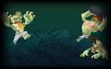 Three Dead Zed Background Steam Release Box Art