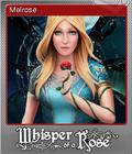 Whisper of a Rose Foil 6