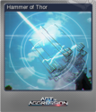 Act of Aggression Foil 1