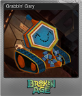 Broken Age Foil 2
