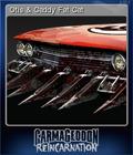 Carmageddon Reincarnation Card 2