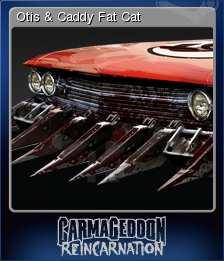 Carmageddon Reincarnation Card 2