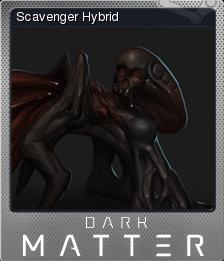 Dark Matter Foil 6