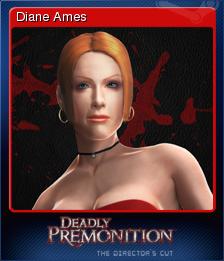 Deadly Premonition Directors Cut Card 6