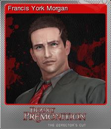 Deadly Premonition Directors Cut Foil 1