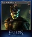 Fallen Enchantress Legendary Heroes Card 6