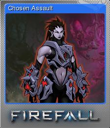Firefall Card 06 Foil