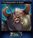 Grim Legends 3 The Dark City Card 5