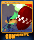 Gun Monkeys Card 3