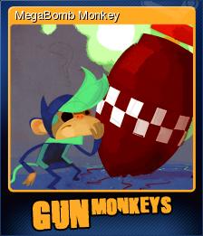 Gun Monkeys Card 3