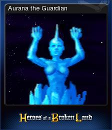 Heroes of a Broken Land Card 6