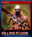 Killing Floor Card 4