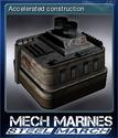 Mech Marines Steel March Card 4