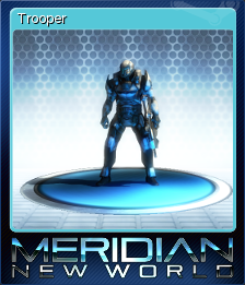 Meridian New World Card 1