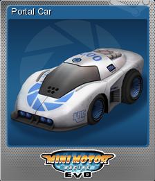 Mini Motor Racing EVO Foil 5