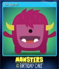 Monsters Ate My Birthday Cake Card 4