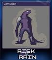 Risk of Rain Card 1