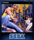 SEGA Mega Drive and Genesis Classics Card 1