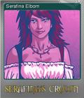 Serafina's Crown Foil 7