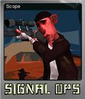 Signal Ops Foil 1