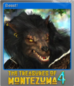 The Treasures of Montezuma 4 Foil 2