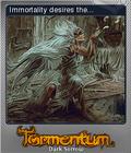 Tormentum Dark Sorrow Foil 3