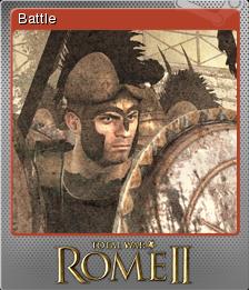 Total War Rome II Foil 1
