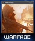 Warface Card 7