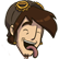 Deponia Emoticon rufusjoking