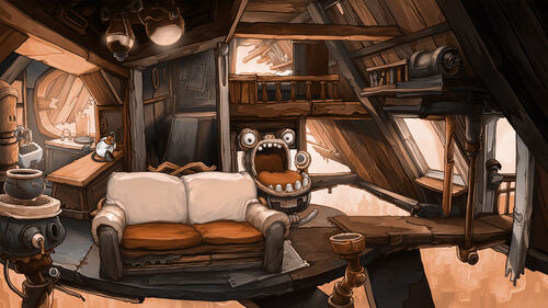 Deponia The Complete Journey Artwork 2