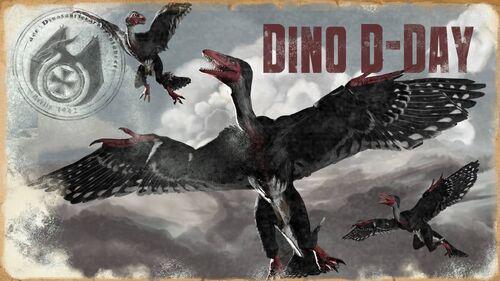 Dino D-Day Artwork 4