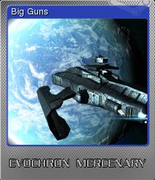 Evochron Mercenary Foil 8