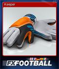FX Football Card 2