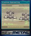 Gun Metal Card 1
