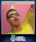 Lords of Football Card 5