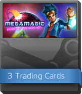 Megamagic Wizards of the Neon Age Booster Pack