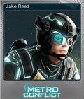 Metro Conflict Foil 4