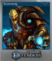 Prime World Defenders Foil 5