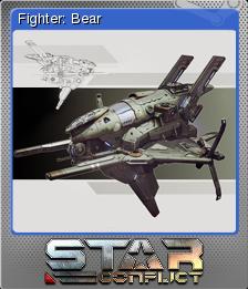 Star Conflict Foil 1