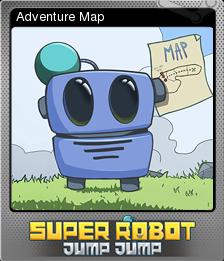 Super Robot Jump Jump Foil 2