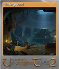 The Book of Unwritten Tales 2 Foil 5