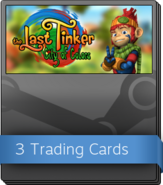 The Last Tinker City of Colors Booster Pack