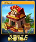 The Treasures of Montezuma 5 Card 3