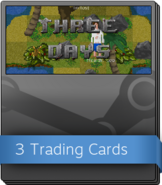 Three Days Booster Pack