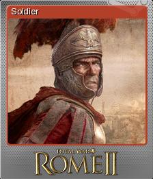 Total War Rome II Foil 5